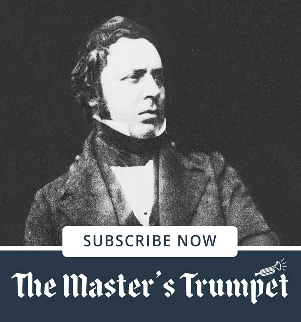Subscribe to The Master's Trumpet