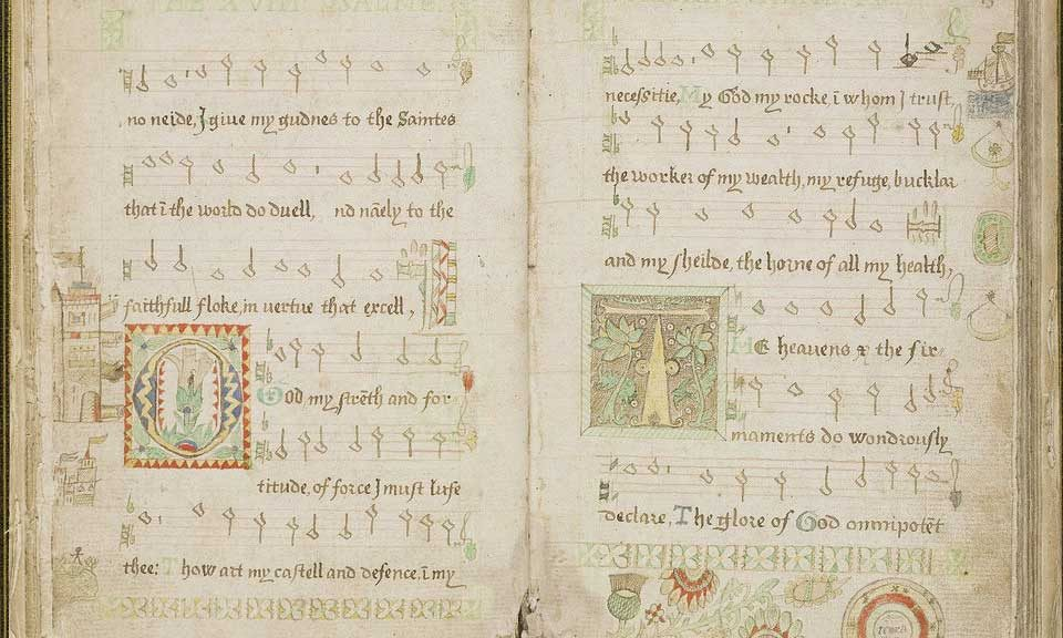 The Scottish Metrical Psalter