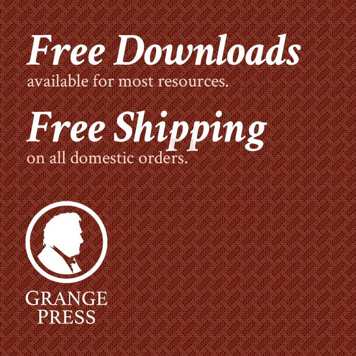 Free downloads available for most resources. Free shipping on all orders.